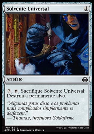 Solvente Universal / Universal Solvent-Magic: The Gathering-MoxLand