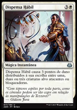 Dispensa Hábil / Deft Dismissal-Magic: The Gathering-MoxLand