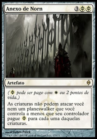 Anexo de Norn / Norn's Annex-Magic: The Gathering-MoxLand