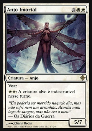 Anjo Imortal / Deathless Angel-Magic: The Gathering-MoxLand