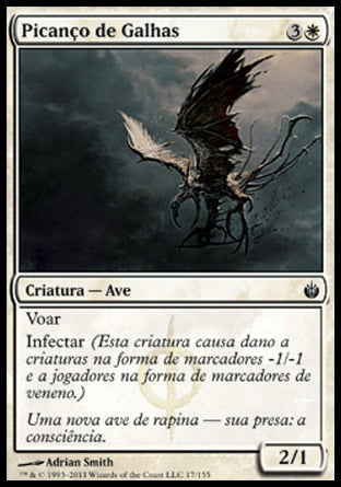 Picanço de Galhas / Tine Shrike-Magic: The Gathering-MoxLand