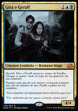 Gisa e Geralf / Gisa and Geralf-Magic: The Gathering-MoxLand