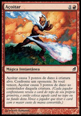 Açoitar / Lash Out-Magic: The Gathering-MoxLand