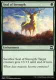 Selo da Força / Seal of Strength-Magic: The Gathering-MoxLand