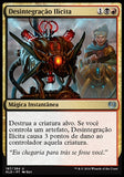 Desintegração Ilícita / Unlicensed Disintegration-Magic: The Gathering-MoxLand
