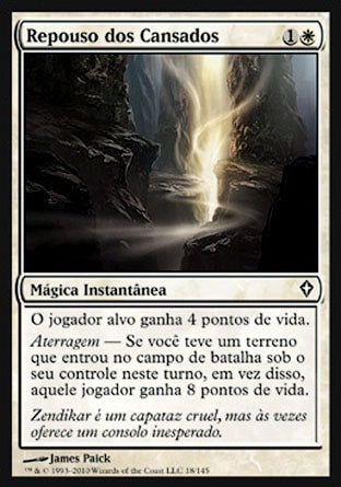 Repouso dos Cansados / Rest for the Weary-Magic: The Gathering-MoxLand
