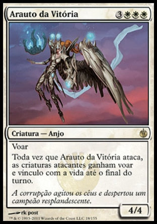 Arauto da Vitória / Victory's Herald-Magic: The Gathering-MoxLand