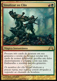 Sinalizar os Clãs / Signal the Clans-Magic: The Gathering-MoxLand