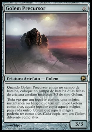 Golem Precursor / Precursor Golem-Magic: The Gathering-MoxLand