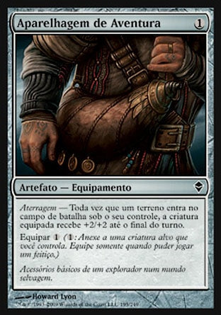 Aparelhagem de Aventura / Adventuring Gear-Magic: The Gathering-MoxLand