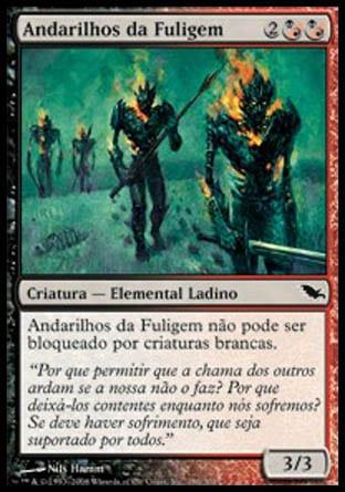 Andarilhos da Fuligem / Sootwalkers-Magic: The Gathering-MoxLand