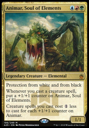 Animar, Soul of Elements / Animar, Soul of Elements-Magic: The Gathering-MoxLand
