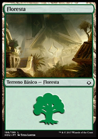 Floresta / Forest-Magic: The Gathering-MoxLand