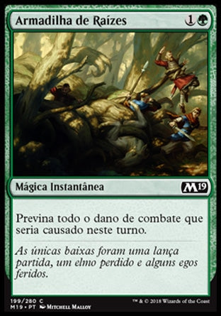Armadilha de Raízes / Root Snare-Magic: The Gathering-MoxLand