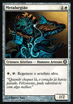 Metalurgião / Metallurgeon-Magic: The Gathering-MoxLand