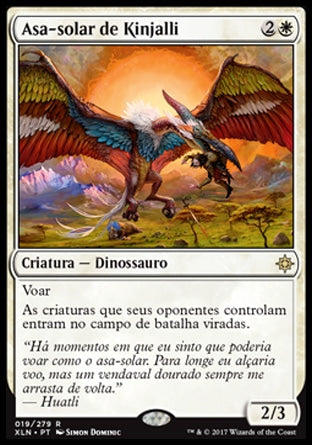 Asa‑solar de Kinjalli / Kinjalli's Sunwing-Magic: The Gathering-MoxLand