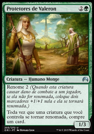 Protetores de Valeron / Valeron Wardens-Magic: The Gathering-MoxLand