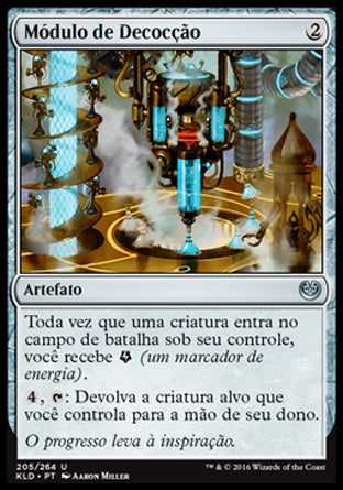 Módulo de Decocção / Decoction Module-Magic: The Gathering-MoxLand