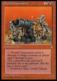 Canhoneiros Orcs / Orcish Cannoneers-Magic: The Gathering-MoxLand