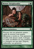 Reinos Inexplorados / Realms Uncharted-Magic: The Gathering-MoxLand