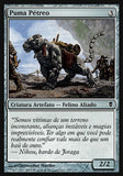 Puma Pétreo / Stonework Puma-Magic: The Gathering-MoxLand