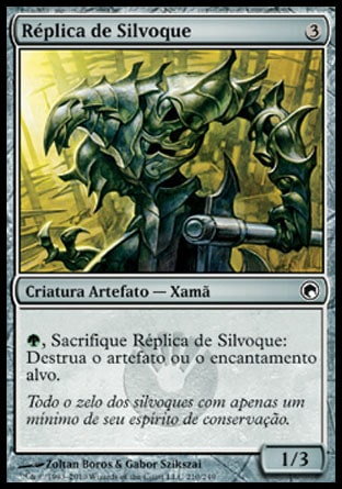 Réplica de Silvoque / Sylvok Replica-Magic: The Gathering-MoxLand