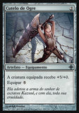 Cutelo de Ogre / Ogre's Cleaver-Magic: The Gathering-MoxLand