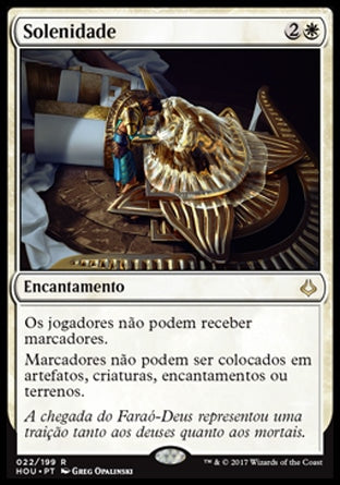 Solenidade / Solemnity-Magic: The Gathering-MoxLand