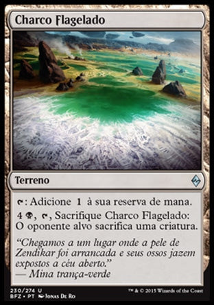 Charco Flagelado / Blighted Fen-Magic: The Gathering-MoxLand