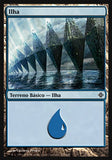 Ilha / Island-Magic: The Gathering-MoxLand