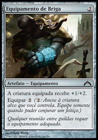 Equipamento de Briga / Riot Gear-Magic: The Gathering-MoxLand