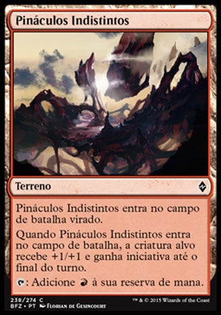 Pináculos Indistintos / Looming Spires-Magic: The Gathering-MoxLand