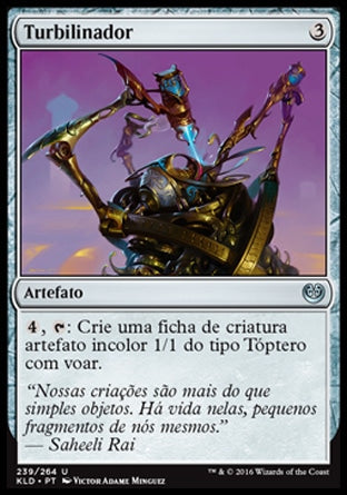 Turbilinador / Whirlermaker-Magic: The Gathering-MoxLand