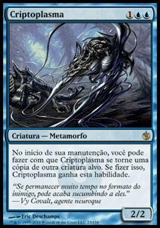 Criptoplasma / Cryptoplasm-Magic: The Gathering-MoxLand