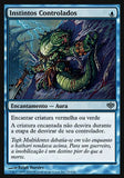 Instintos Controlados / Controlled Instincts-Magic: The Gathering-MoxLand
