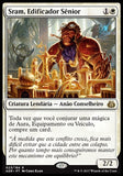 Sram, Edificador Sênior / Sram, Senior Edificer-Magic: The Gathering-MoxLand