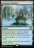 Santuário Botânico / Botanical Sanctum-Magic: The Gathering-MoxLand