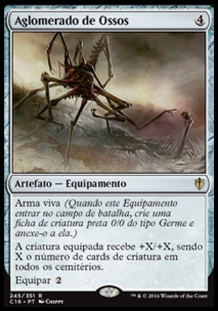 Aglomerado de Ossos / Bonehoard-Magic: The Gathering-MoxLand