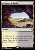 Cavernas de Koilos / Caves of Koilos-Magic: The Gathering-MoxLand