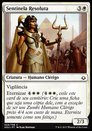 Sentinela Resoluta / Steadfast Sentinel-Magic: The Gathering-MoxLand