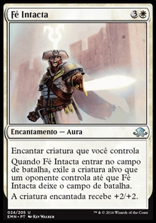 Fé Intacta / Faith Unbroken-Magic: The Gathering-MoxLand