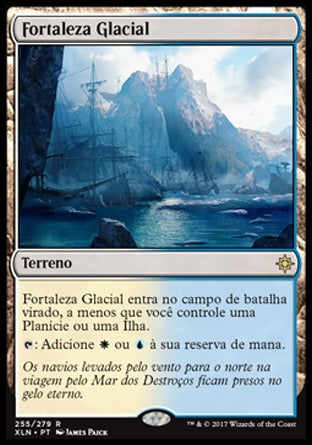 Fortaleza Glacial / Glacial Fortress-Magic: The Gathering-MoxLand