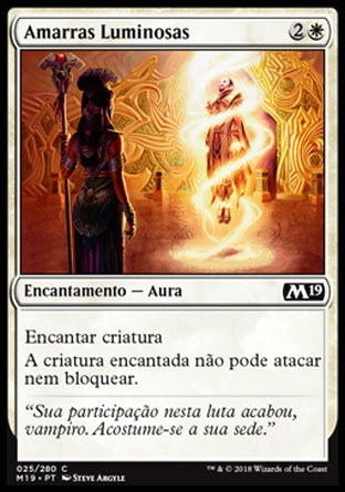 Amarras Luminosas / Luminous Bonds-Magic: The Gathering-MoxLand