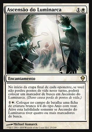 Ascensão do Luminarca / Luminarch Ascension-Magic: The Gathering-MoxLand