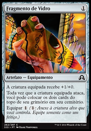 Fragmento de Vidro / Shard of Broken Glass-Magic: The Gathering-MoxLand