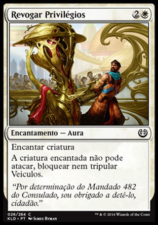 Revogar Privilégios / Revoke Privileges-Magic: The Gathering-MoxLand