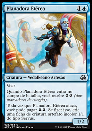 Planadora Etérea / Aether Swooper-Magic: The Gathering-MoxLand