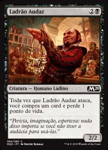 Ladrão Audaz / Audacious Thief-Magic: The Gathering-MoxLand