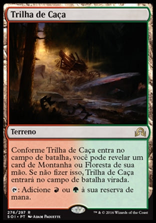 Trilha de Caça / Game Trail-Magic: The Gathering-MoxLand