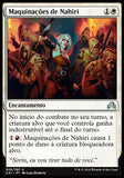 Maquinações de Nahiri / Nahiri's Machinations-Magic: The Gathering-MoxLand